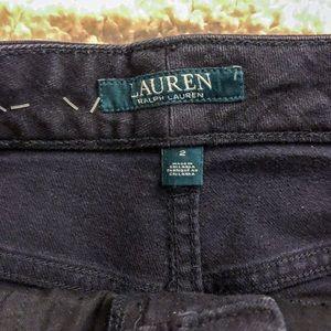 Ralph Lauren Jeans - NWOT RALPH LAUREN Silver Metallic Coated Jeans